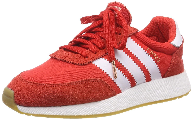 Adidas Iniki Runner, Hauszapatos para Hombre rojo, blanco