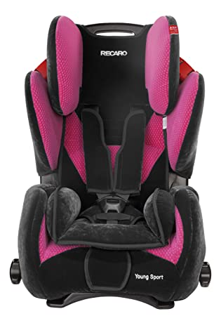 Beautiful Recaro Young Sport (Pink)
