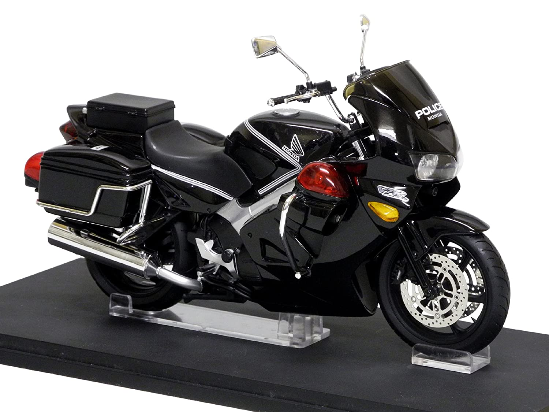 MODELER'S 1/12 Honda VFR 800P 黒豹 ペイントガン車 完成品 B00KQBVM0U