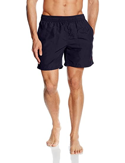 Polo Ralph Lauren Men\u0027s Casual Looks Swim Shorts - Blue - Small