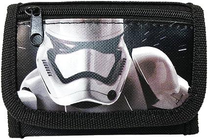 Disney Star Wars The Force Awakens Kids Tri-Fold Wallet Coin Purse