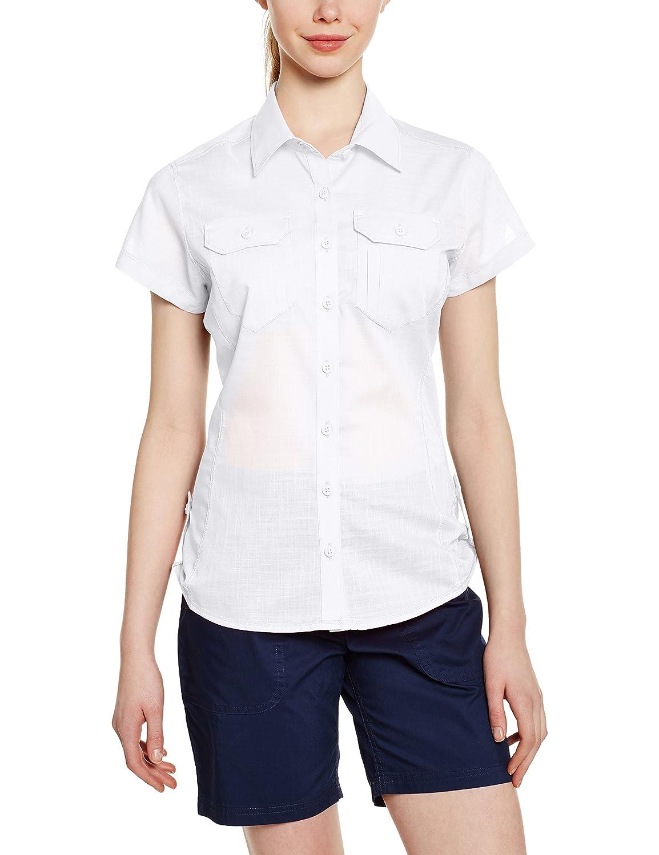 Columbia Camp Henry Solid - Camisa/Camiseta para Mujer