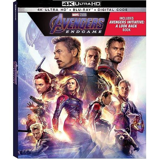Bb-Avengers-Endgame [USA] [Blu-ray]: Amazon.es: Cine y Series TV