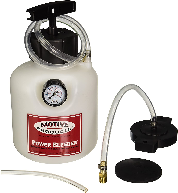 Motive Products 101 Brake System Power Bleeder