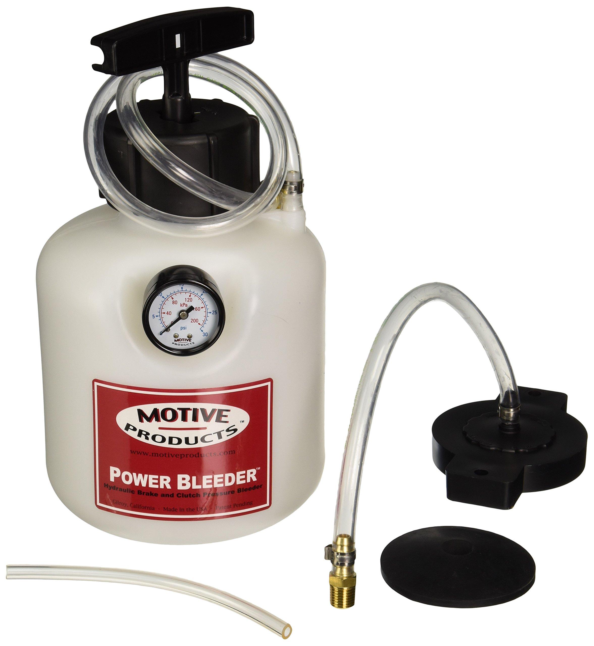 Amazon Motive Products 101 Brake System Power Bleeder Automotive