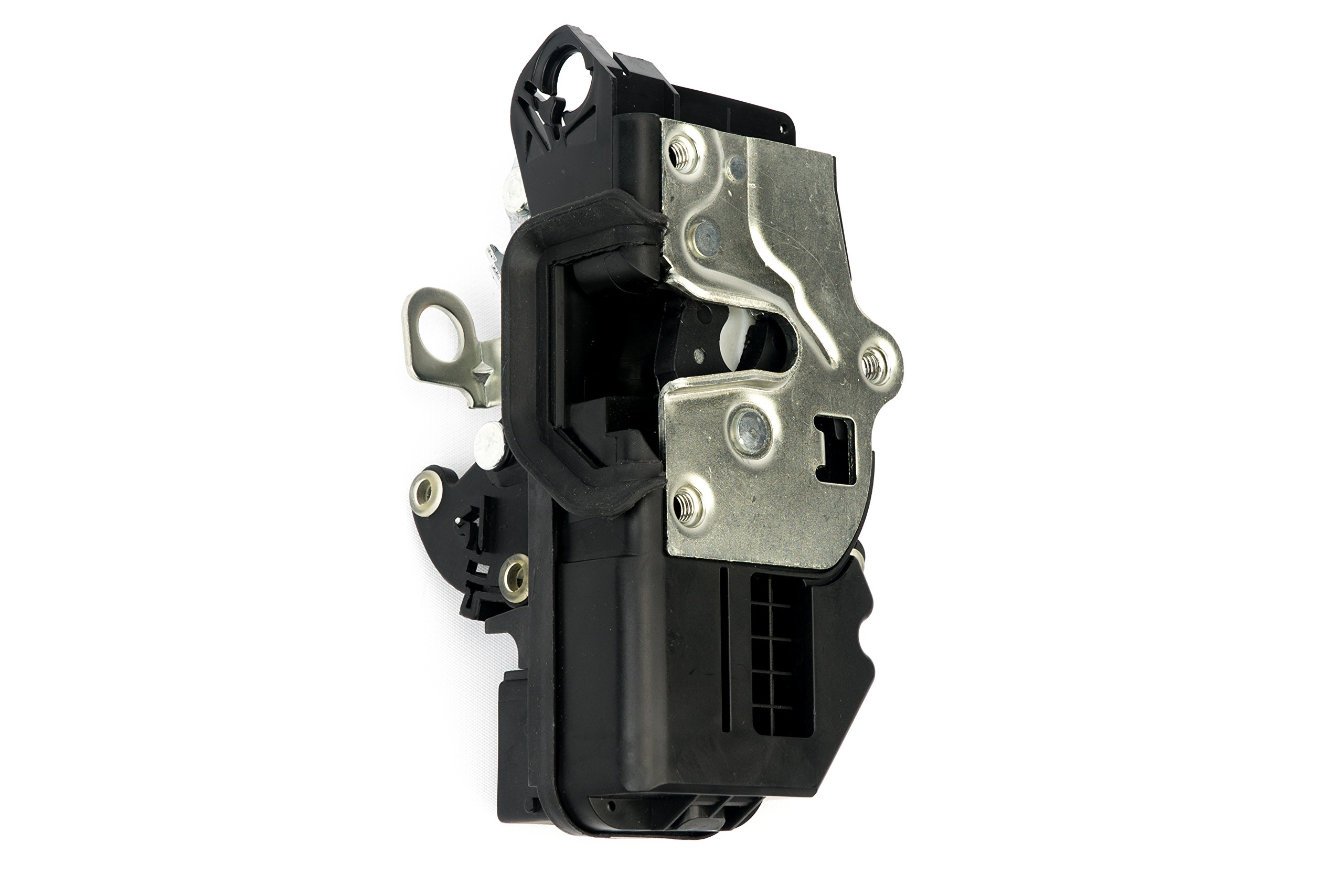 Door Latch Lock Actuator Motor - Front Left Driver Side - Replaces# 15880052, 207838846, 25789211, 931-303 - Fits 2007, 2008, 2009 Chevy Tahoe, Silverado, Cadillac Escalade, GMC Sierra, Yukon & more