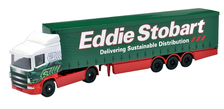 TY86649 Corgi 1-64 Eddie Stobart Super Haulers Fridge Truck