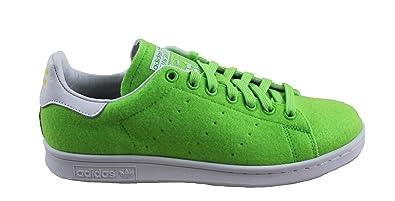 separation shoes 329ec c09a6 adidas - Chaussure Stan Smith Tennis Pharrell Williams - Solar green - 42 2 3