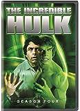The Incredible Hulk: Season Four [DVD]