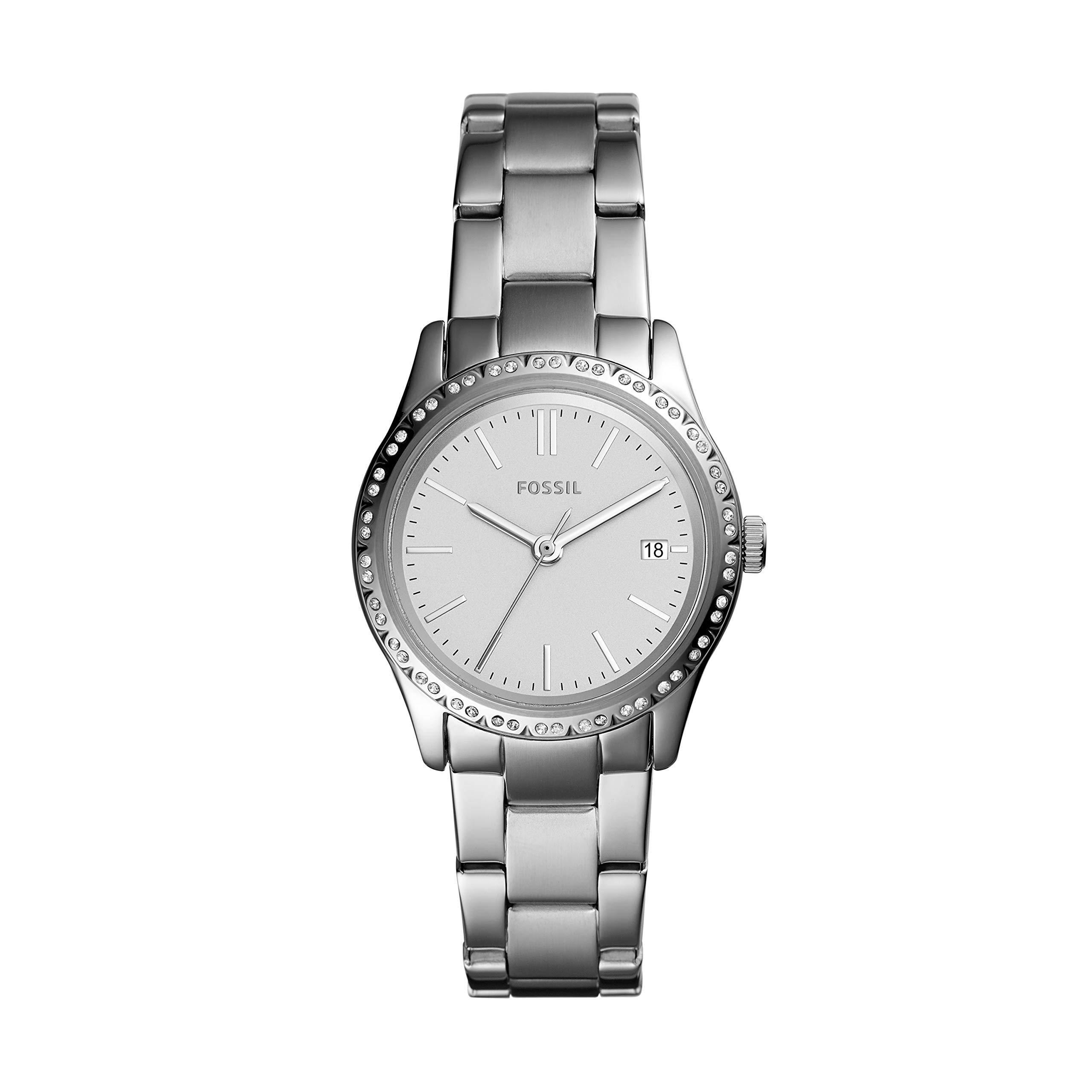 Women's Adalyn Stainless Steel Dress Quartz Watch
