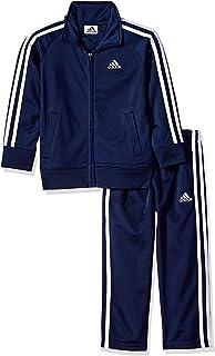 f67194f54168 Amazon.com: adidas Tiberio Tracksuit - Boys - Collegiate Navy - Age ...