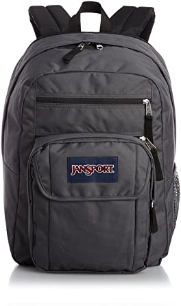 Amazon.com: JanSport Big Student Backpack Dark Gray: Sports & Outdoors