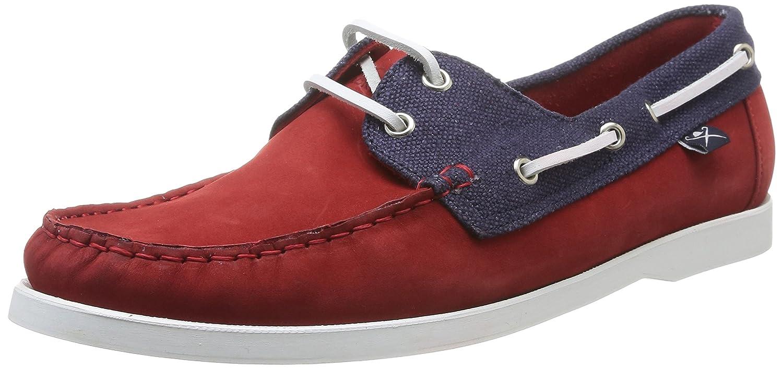 Hackett London Bi Colour Dockside - Calzado casual para hombre Rojo / Marino talla 39: Amazon.es: Zapatos y complementos