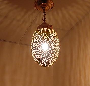 Marrakesch latón Iluminación de Cobre Color Bida, marroquí ...