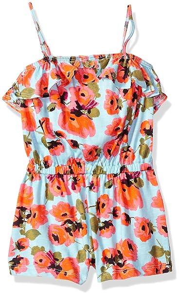 474317d71756 Amazon.com  Billabong Girls  Big Play Time Romper  Clothing