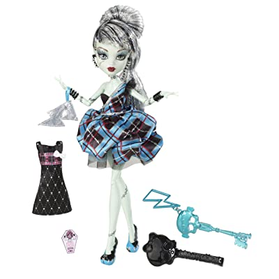 Monster High Sweet 1600 Frankie Stein Doll: Toys & Games