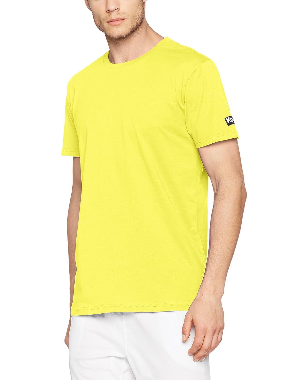 TALLA xxxx-large. Kempa Team–Camiseta de, Todo el año, Hombre, Color limonengelb, tamaño XXXX-Large