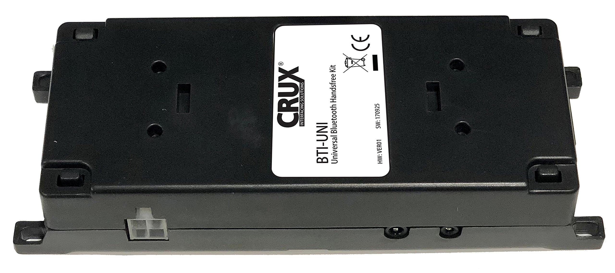 CRUX BTI-UNI Universal Bluetooth Hands-Free Car Kit