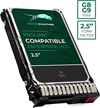 HP Compatible Gen8 653957-001 600GB 10K SAS 2.5 in OEM HDD