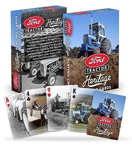Amazon.com: Producto oficial de tractor Ford de Juego de ...