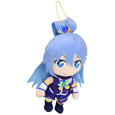 "GE Animation Konosuba GE-52231 Aqua Stuffed Plush, 9"": Toys & Games"