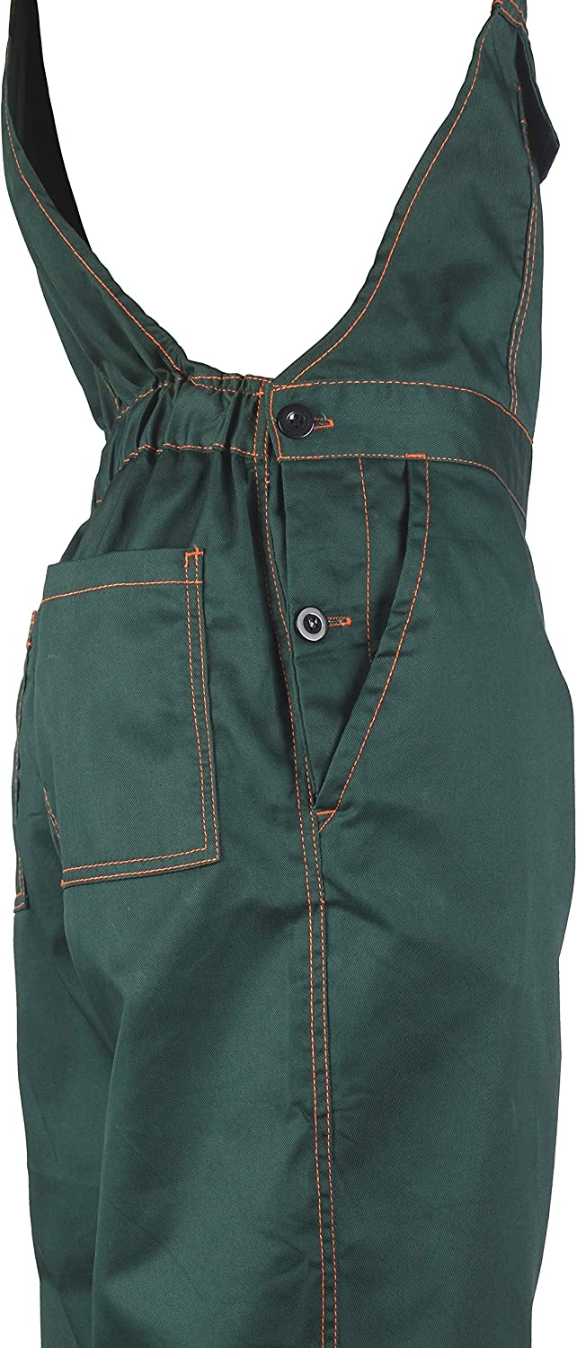 Mens Work Bib and Brace Dungarees Stenso Primo