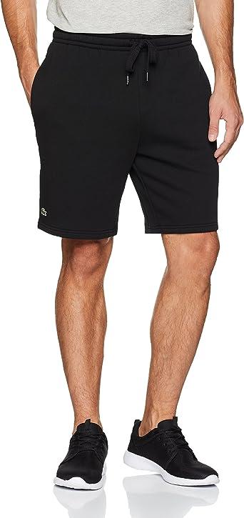 TALLA W34 (Talla del fabricante: 6). Lacoste Sport Pantalones Cortos para Hombre