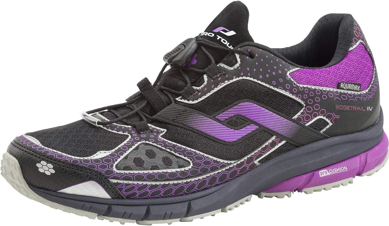 Pro Touch Ridgetrail AQX IV, Zapatillas de Trail Running para Mujer: Amazon.es: Zapatos y complementos