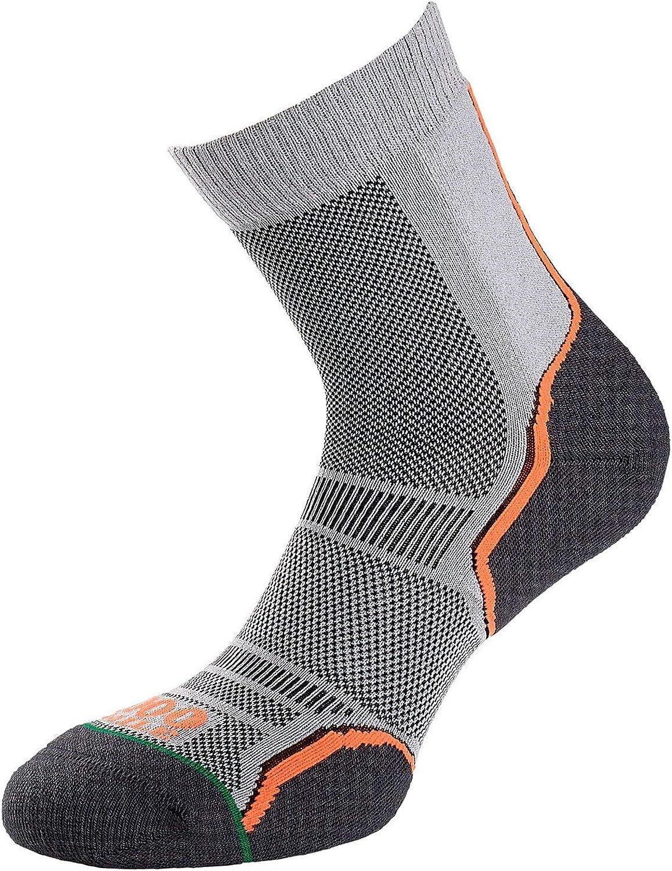2 Sizes 1000 Mile Womens Ladies Comfort Fit Premium Quality Diabetic Socks