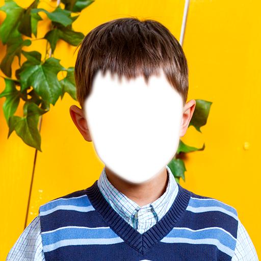 Kids Photo Montage -
