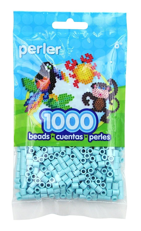 Brown 1000 Pièce Perler Beads Pack 1000pkg