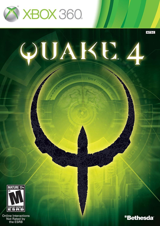 Amazon Quake 4 Xbox 360 Bethesda Softworks Inc Video Games