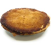 "Vegan 6"" Apple Pie: Homemade Fresh, Plant-Based, No Artificial Colors, Flavors, or Preservatives"