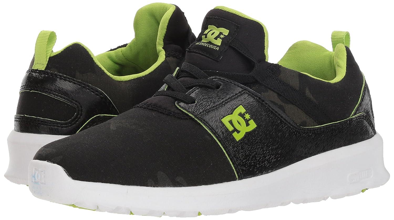 2c4104cfb2c3dd Chaussures Basses Heathrow TX Se pour garçons DC Shoes Baskets mode DC