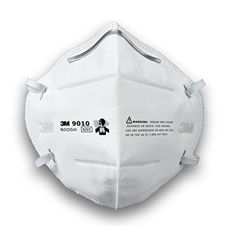 Buy N95 3m Particulate Online 50 Low Respirator 9010 Pack Of At