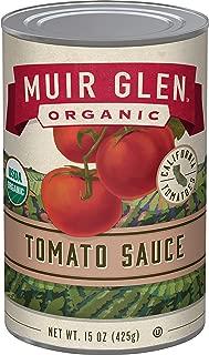 product image for Muir Glen Organic Tomato Sauce, 15 oz