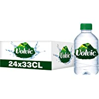Volvic Natural Mineral Water - 330ml (Pack of 24)