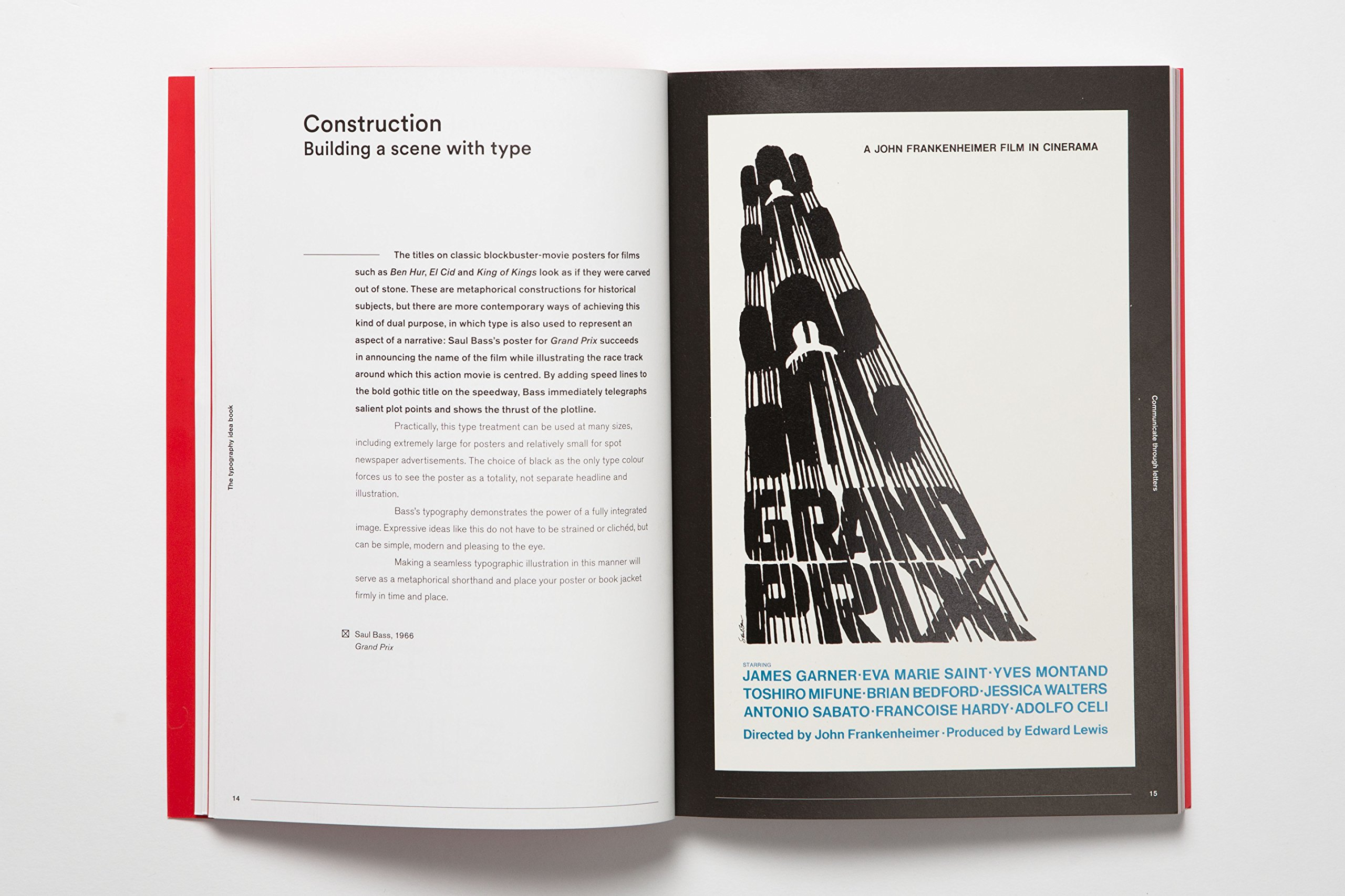 The Typography Idea Book: Inspiration From 50 Masters: Amazon: Steven  Heller, Gail Anderson: 9781780678498: Books