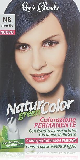 – Tinte para el cabello permanente Color Natural Color green ...