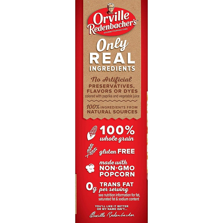 Orville Redenbacher de queso Cheddar (Microondas palomitas ...