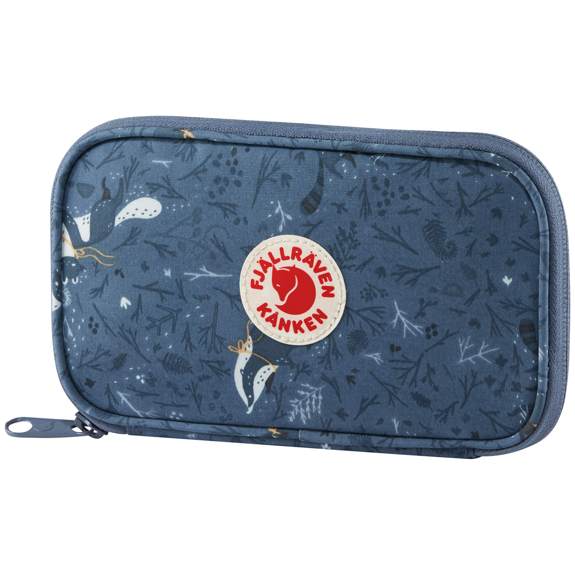 Fjallraven - Kanken Art Travel Wallet, Passport Holder and Organizer, Blue Fable by Fjallraven
