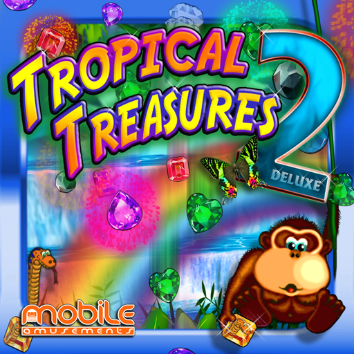 Tropical Treasures 2 Deluxe from Mobile Amusements