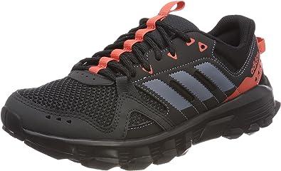 Adidas Rockadia, Zapatillas de Trail Running para Mujer, Gris (Carbon/Acenat/Esctra 000), 37 1/3 EU: Amazon.es: Zapatos y complementos