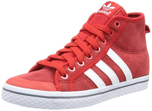 M A Originals Stripes Honey Adidas Sneaker Amazon Donna Alto Collo HPgq7Hnwx