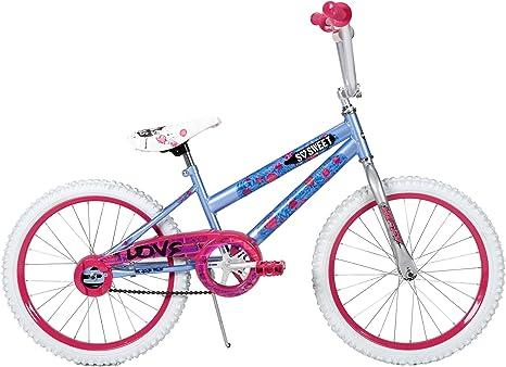 Bicicleta de 20 Pulgadas So Sweet Cruiser para niña: Amazon.es: Deportes y aire libre
