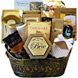 Standing Ovation Gourmet Food Basket (Candy Option)
