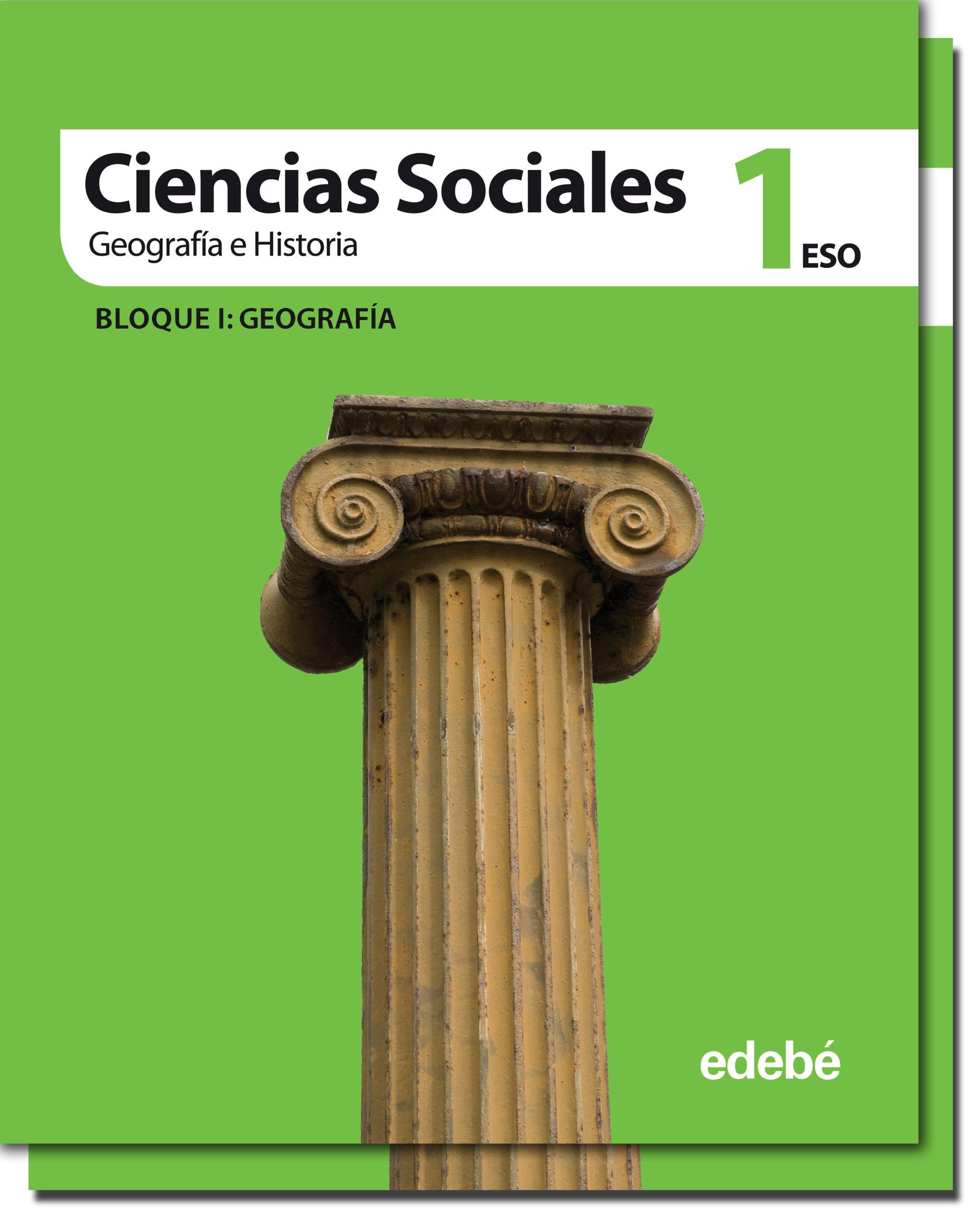 CIENCIAS SOCIALES, GEOGRAFÍA E HISTORIA 1 pdf
