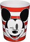 Amazon Com Disney Mickey Amp Minnie Mouse Wastebasket Home