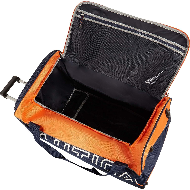 Nautica Wheeled Travel Duffle Bag