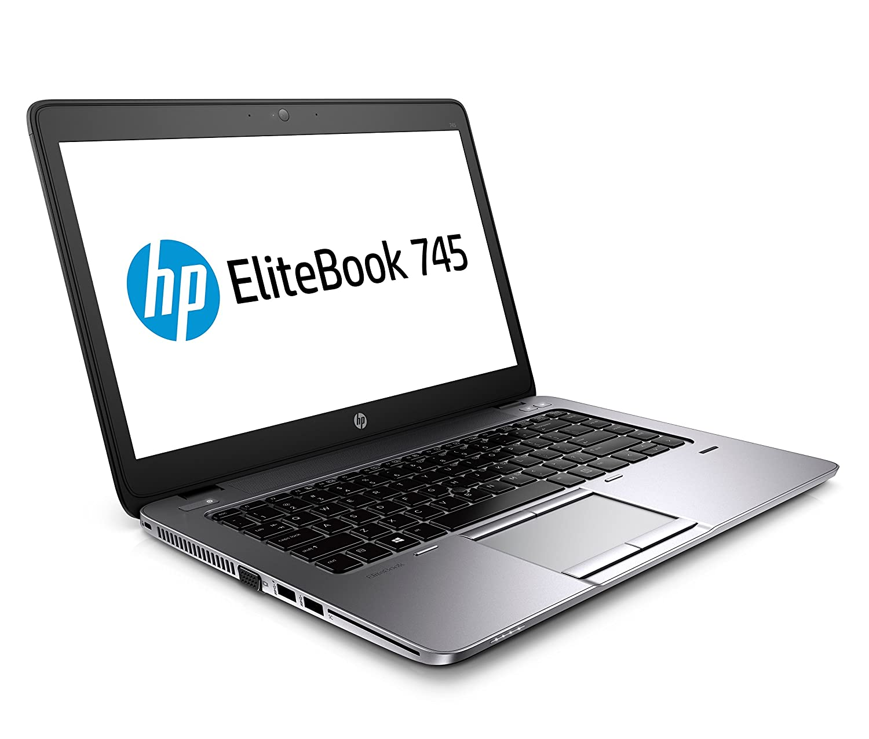 Amazon.com: HP J8U72UA EliteBook 745 G2 - A series A8 PRO-7150B / 1.9 GHz - Windows 7 Pro 64-bit / Windows 8.1 Pro downgrade - pre-installed: Windows 7 - 4 ...